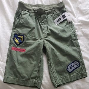 Gap Kids Exclusive Star Wars Shorts
